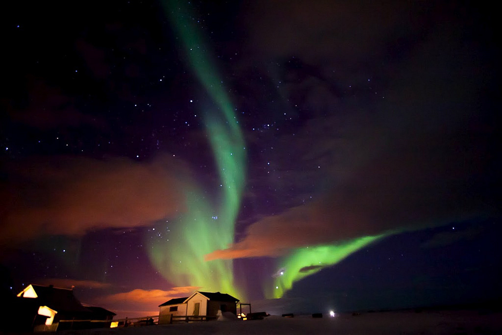 Aurora at Varanger